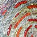 mozaika slunce web ctverec